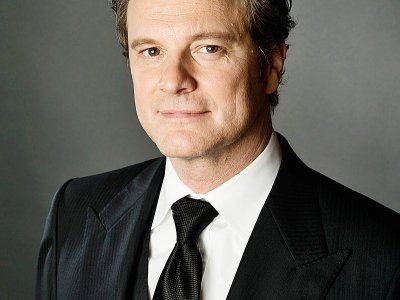 Colin Firth at the official portrait studio for the AFI Festival 2010, Hollywood, CA. © Craig Barritt