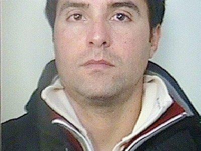 Giuseppe Salvatore Riina, fils de Toto Riina, sur une photo fournie le 9 janvier 2009 par la police italienne - ITALIAN CARABINIERI [AFP/Archives]
