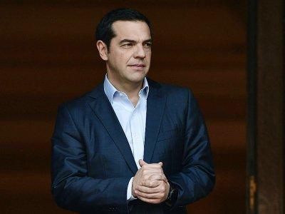 Le projet de réforme décliné d'Alexis Tsipras vise à imposer désormais la compétence d'office des tribunaux civils, le recours au mufti n'étant possible qu'en cas d'accord de tous les intéressés aux affaires jugées - LOUISA GOULIAMAKI [AFP/Archives]