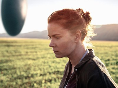 Amy Adams as Louise Banks in ARRIVAL by Paramount Pictures - ARRIVAL - ARRIVAL