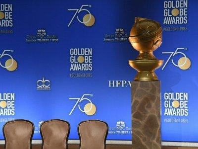 """Le drame fantastique """"La forme de l'eau"""" mène les nominations aux Golden Globes avec sept citations.    Robyn Beck [AFP]"""