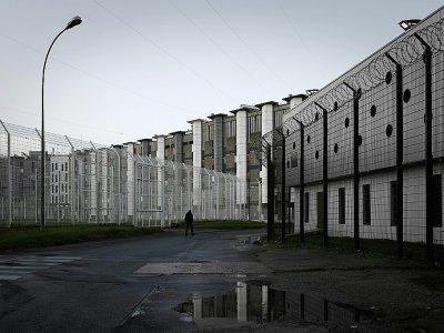 Vue sur la prison de Fleury-Mérogis, près deParis, le 14 décembre 2017    Philippe LOPEZ [AFP/Archives]