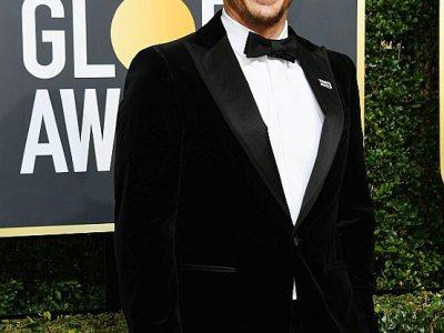 """James Franco sacré Golden Globe du meilleur acteur de comédie pour son rôle dans """"The Disaster Artist"""" - VALERIE MACON [AFP]"""