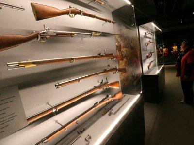 Le musée Guerre et Paix en Ardennes a été inauguré le 22 janvier, date du 55ème anniversaire du traité de coopération et d'amitié entre la France et l'Allemagne - FRANCOIS NASCIMBENI [AFP]