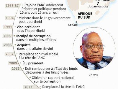 Jacob Zuma    SOPHIE RAMIS [AFP]