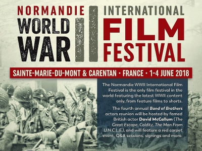 Seconde édition du festival du film de la Seconde Guerre Mondiale