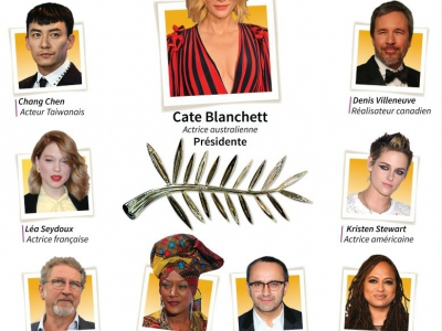 Jury de Cannes    © Simon MALFATTO [AFP]