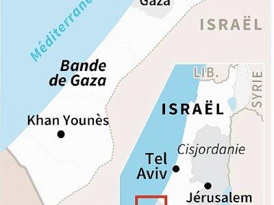 Bande de Gaza - [AFP]