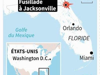 Etats-Unis : fusillade    Nicolas RAMALLO [AFP]