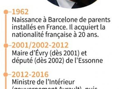 Manuel Valls     [AFP]
