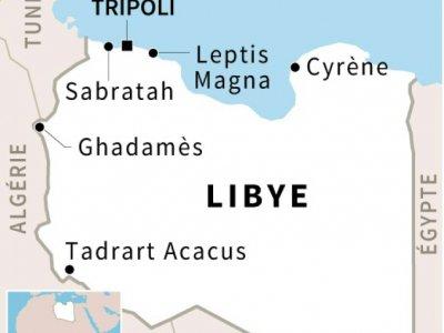 Patrimoine Libyen    Jean Michel CORNU [AFP]