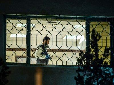 Un enquêteur turc prend des photos à l'intérieur du consulat saoudien, le 15 octobre 2018 à Istanbul    Bulent KILIC [AFP]