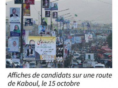 Elections en Afghanistan    John SAEKI [AFP]