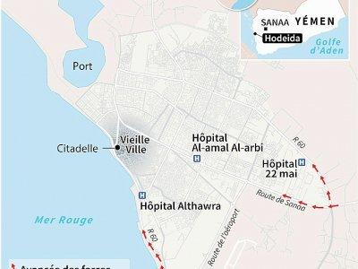La bataille de Hodeida    Laurence SAUBADU [AFP]