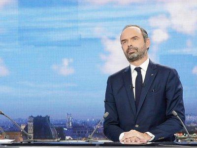 Edouard Philippe dimanche 18 novembre 2018 sur France 2 - Geoffroy VAN DER HASSELT [AFP]