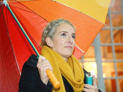 La présidente de Génération Ecologie Delphine Batho arrive à Matignon, le 3 décembre 2018 - JACQUES DEMARTHON [AFP]
