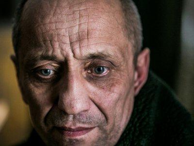 Mikhaïl Popkov, tueur en série russe, reconnu coupable de 78 meurtres au total, à Itkoutsk le 13 décembre 2017    Anton Klimov [AFP/Archives]