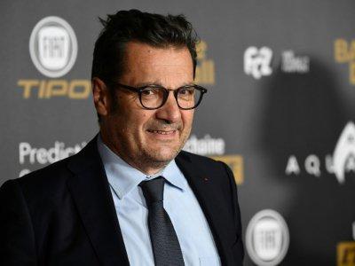 Le directeur général de la Ligue de football professionnel (LFP) Didier Quillot, le 4 décembre 2018 à Paris - FRANCK FIFE [AFP/Archives]