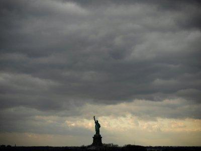 La Statue de la Liberté, à New York le 17 décembre 2018    TIMOTHY A. CLARY [AFP/Archives]