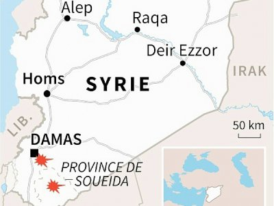 Syrie - AFP [AFP]