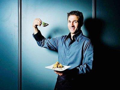 """Julien Duboué, le chef du restaurant A.Nost fait un carton avec sa boulangerie/restaurant """"B.O.U.L.O.M"""" à Paris    A.Noste"""