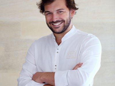 Thibault Sombardier est le chef du restaurant Antoine à Paris     Thibault Sombardier