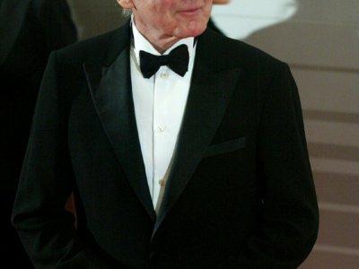 L'acteur suisse Bruno Ganz, le 11 décembre 2004 à Barcelone, en Espagne    CESAR RANGEL [AFP/Archives]