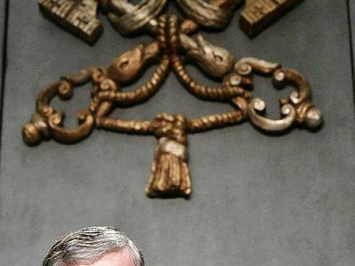 Le cardinal américain Blase Joseph Cupich, homme de confiance du pape François et un des quatre organisateurs de la réunion sur les agressions sexuelles dans l'Eglise, le 18 février au Vatican    Alberto PIZZOLI [AFP]