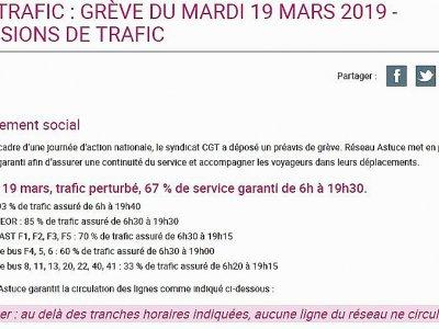 Le réseau Astuce annonce un service garanti à 67 %. - Capture d'écran reseau-astuce.fr