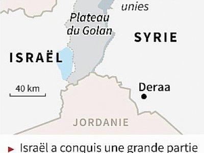 Plateau du Golan    AFP [AFP]