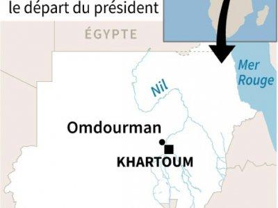 Soudan    Laurence CHU [AFP]