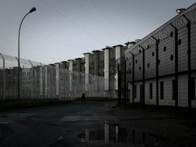 Fleury-Mérogis, la plus grande prison d'Europe, le 14 décembre 2017    Philippe LOPEZ [AFP/Archives]