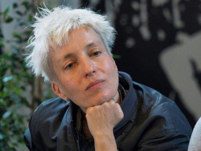 Jeanne Added lors de la 43e édition du Printemps de Bourges, à Bourges le 18 avril 2019    GUILLAUME SOUVANT [AFP]
