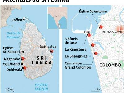 Attentats au Sri Lanka - Vincent LEFAI [AFP]