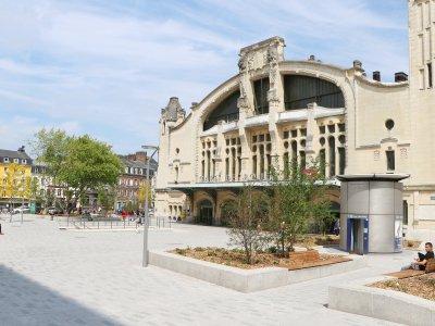 Les nouveaux aménagements ont été inaugurés, jeudi 23 mai.    Pierre Durand-Gratian