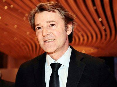 François Baroin, président de l'association des maires, à Paris, le 20 février 2019    Ludovic MARIN [POOL/AFP/Archives]