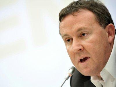 Le député Eric Diard en 2009    MIGUEL MEDINA [AFP/Archives]