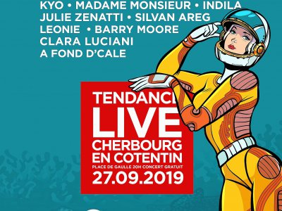 Tendance Live Cherbourg 2019