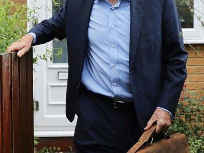 Jeremy Corbyn, le 5 septembre 2019 à Londres - ISABEL INFANTES [AFP]