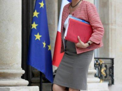 La Française Sylvie Goulard (Renew Europe) devient commissaire européenne au Marché intérieur    STEPHANE DE SAKUTIN [AFP/Archives]