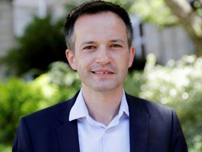 Pierre-Yves Bournazel, député et candidat du parti de centre droit Agir à la Mairie de Paris, le 19 juin 2017 à l'Assemblée nationale    Thomas Samson [AFP/Archives]
