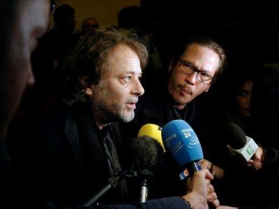 Christophe Ruggia donne une conférence de presse en 2015 - Francois GUILLOTT [AFP/Archives]