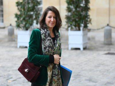 La ministre de la Santé Agnes Buzyn à Matignon, le 25 novembre 2019    STEPHANE DE SAKUTIN [AFP]