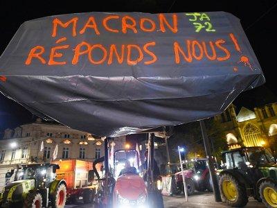JEAN-FRANCOIS MONIER [AFP/Archives]