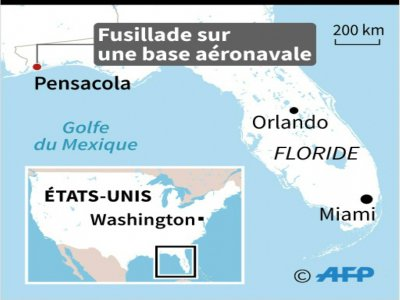 Etats-Unis : tireur signalé sur une base militaire    Nicolas RAMALLO [AFP]