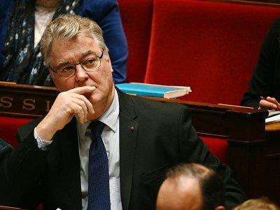 Le haut-commissaire aux retraites Jean-Paul Delevoye à l'Assemblée nationale, le 10 décembre 2019 à Paris    DOMINIQUE FAGET [AFP/Archives]