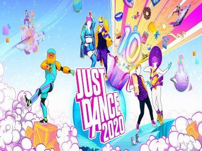 Le jeu Just Dance 2020 vous propose des modes solo et multijoueurs, avec de nouvelles chansons. - Nintendo
