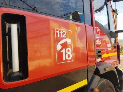 Dix sapeurs-pompiers ont été mobilisés, le mercredi 26 février, au Havre, pour repêcher le corps d'un homme et son chien. (Illustration)