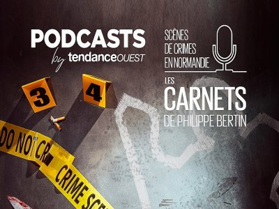 Scènes de Crimes en Normandie - Podcasts by Tendance Ouest