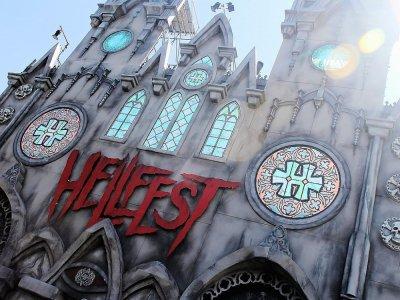 L'édition 2020 du Hellfest n'aura pas lieu.    Hellfest